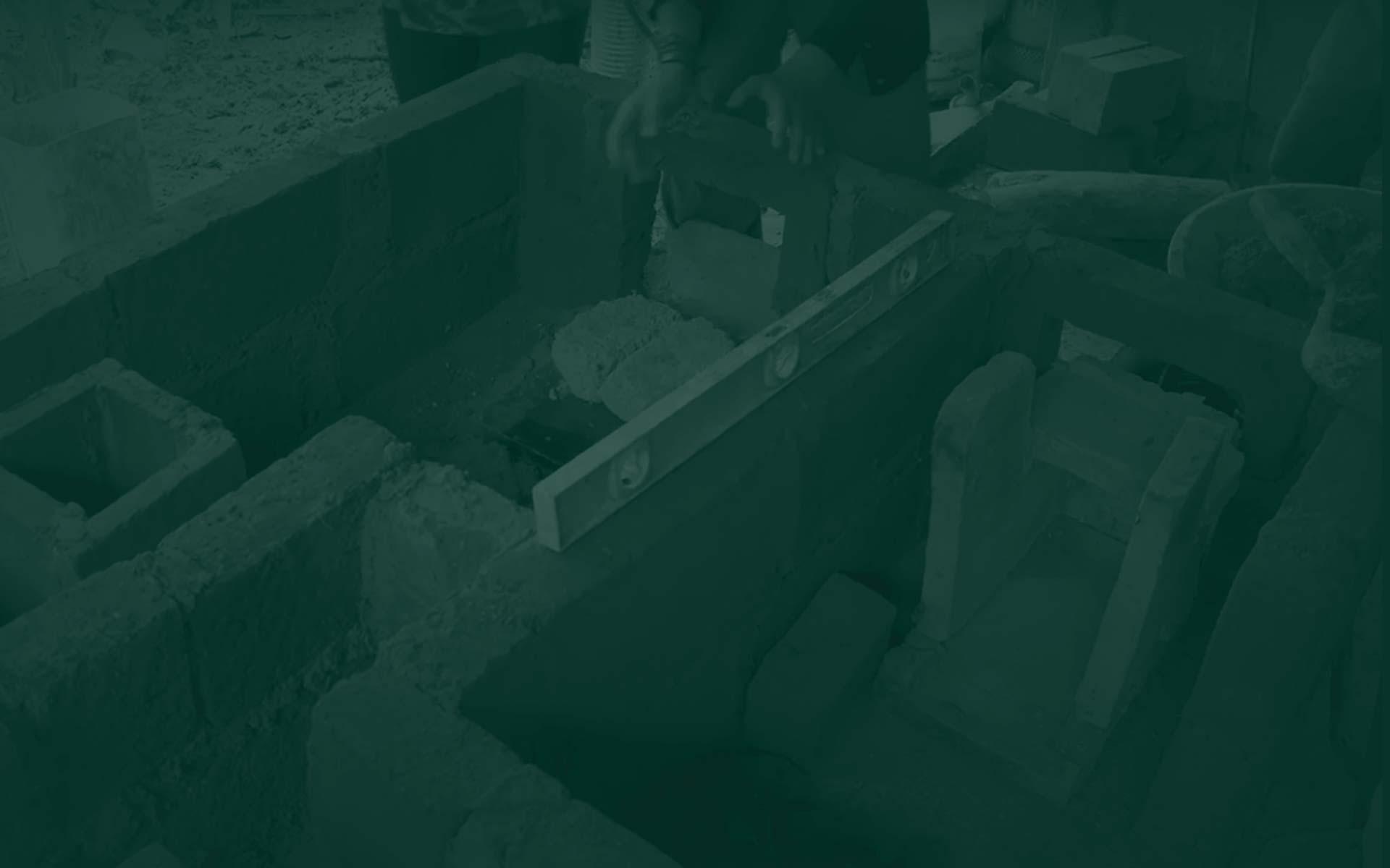 Construcción de estufas eficientes